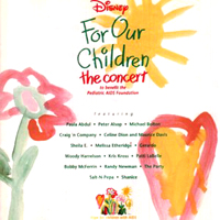 Disney's For Our Children - The Concert